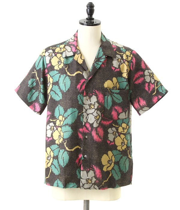 HAWAIIAN SHIRT -WILD CHILD-
