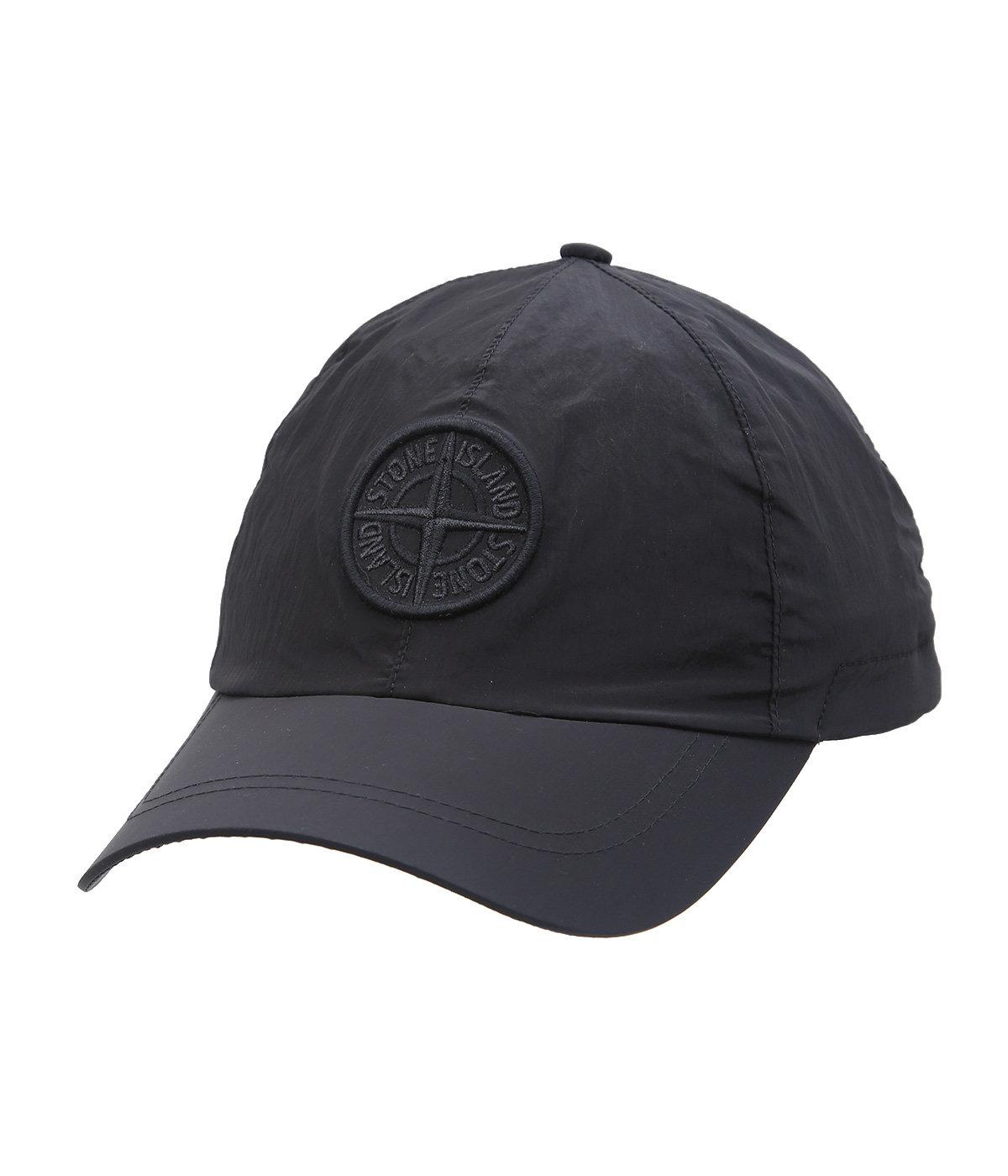 NYLON METAL LOGO CAP