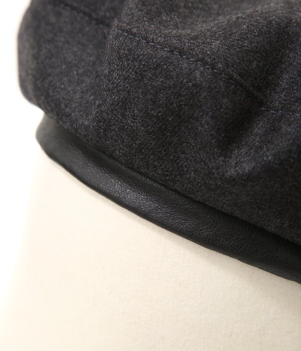 Beret - Worsted Heavy Wool