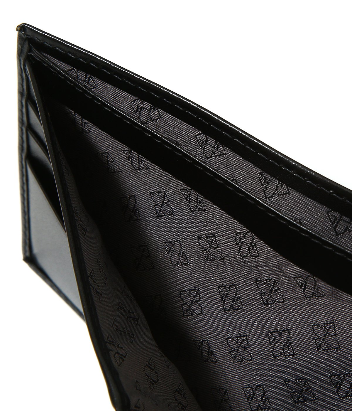 Billfold with 3 C/C & coin purse