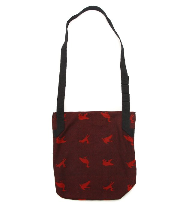 Shoulder Pouch - Game Animal Jacquard