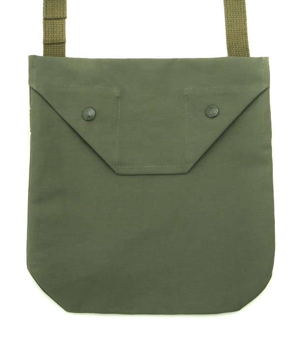 Shoulder Pouch - Cotton Double Cloth