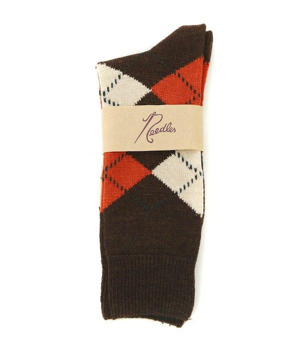 Jacquard Socks - Argyle