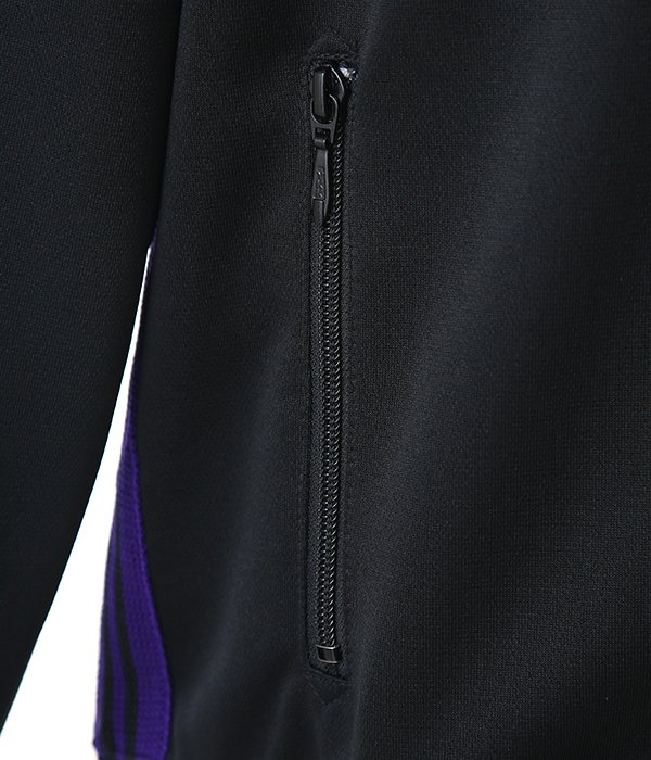 Track Jacket - Poly Smooth