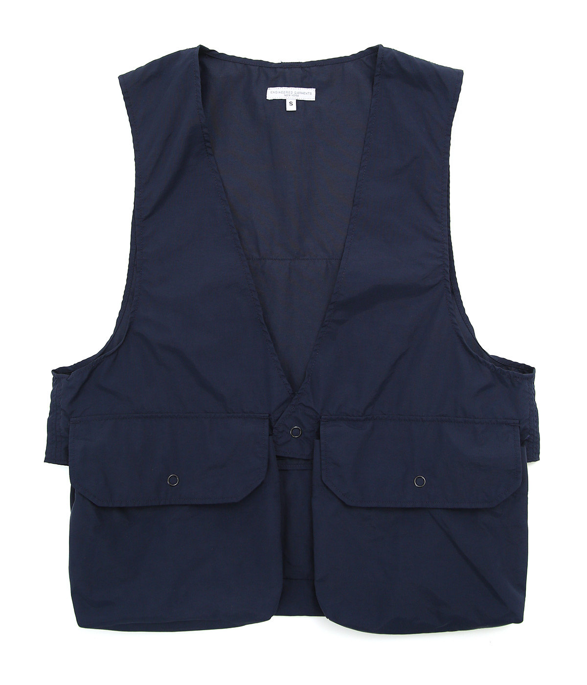 Fowl Vest - Acrylic Coated Nylon Taffeta