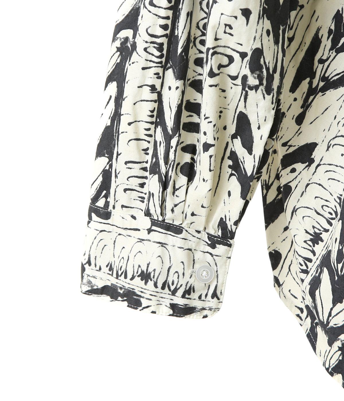 Painter Shirt - Art Stripe Motif
