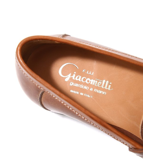 コインローファー-Loafer-Culatta Cavallo/Tabacco-
