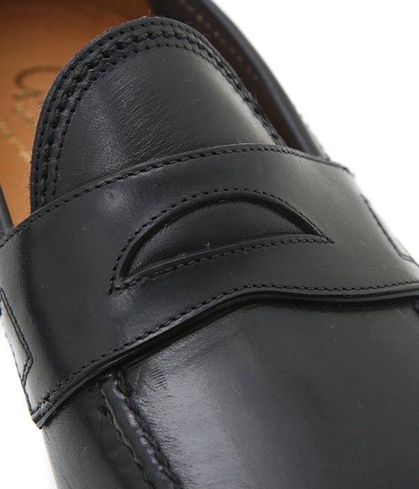 コインローファー-Loafer-Culatta Cavallo/NERO-