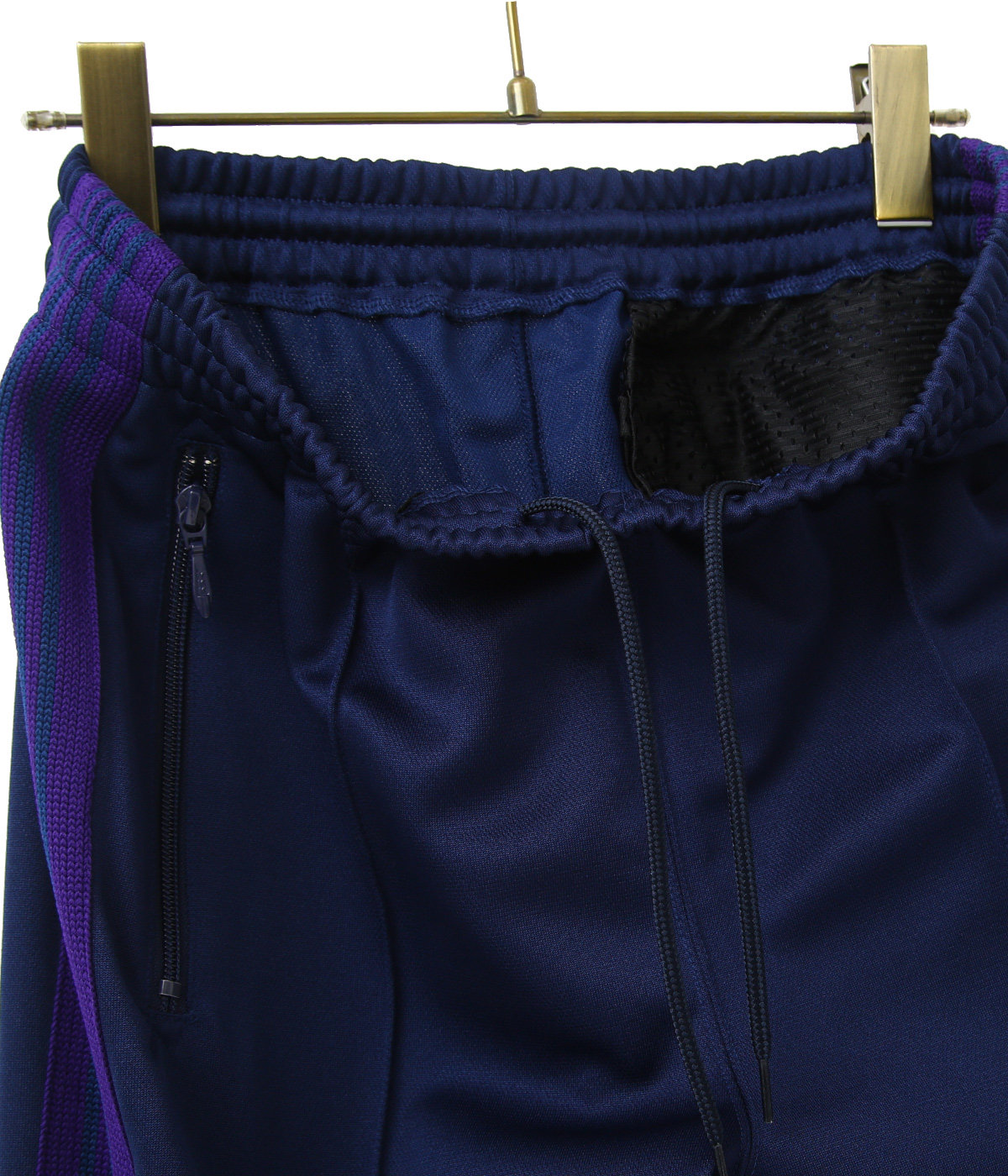 Track Pant - Poly Smooth