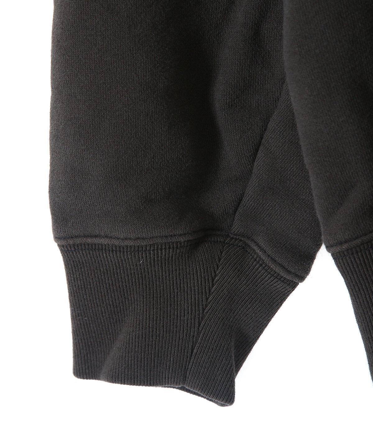 Sweat Hoody - Cotton Jersey / Discharge Print