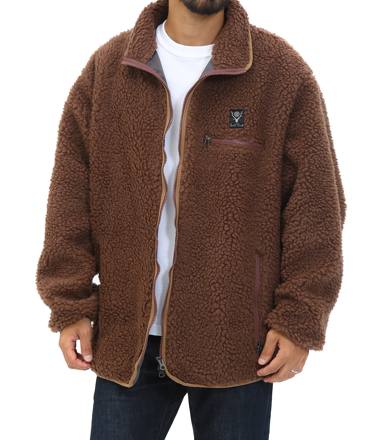 Piping Jacket - Synthetic
