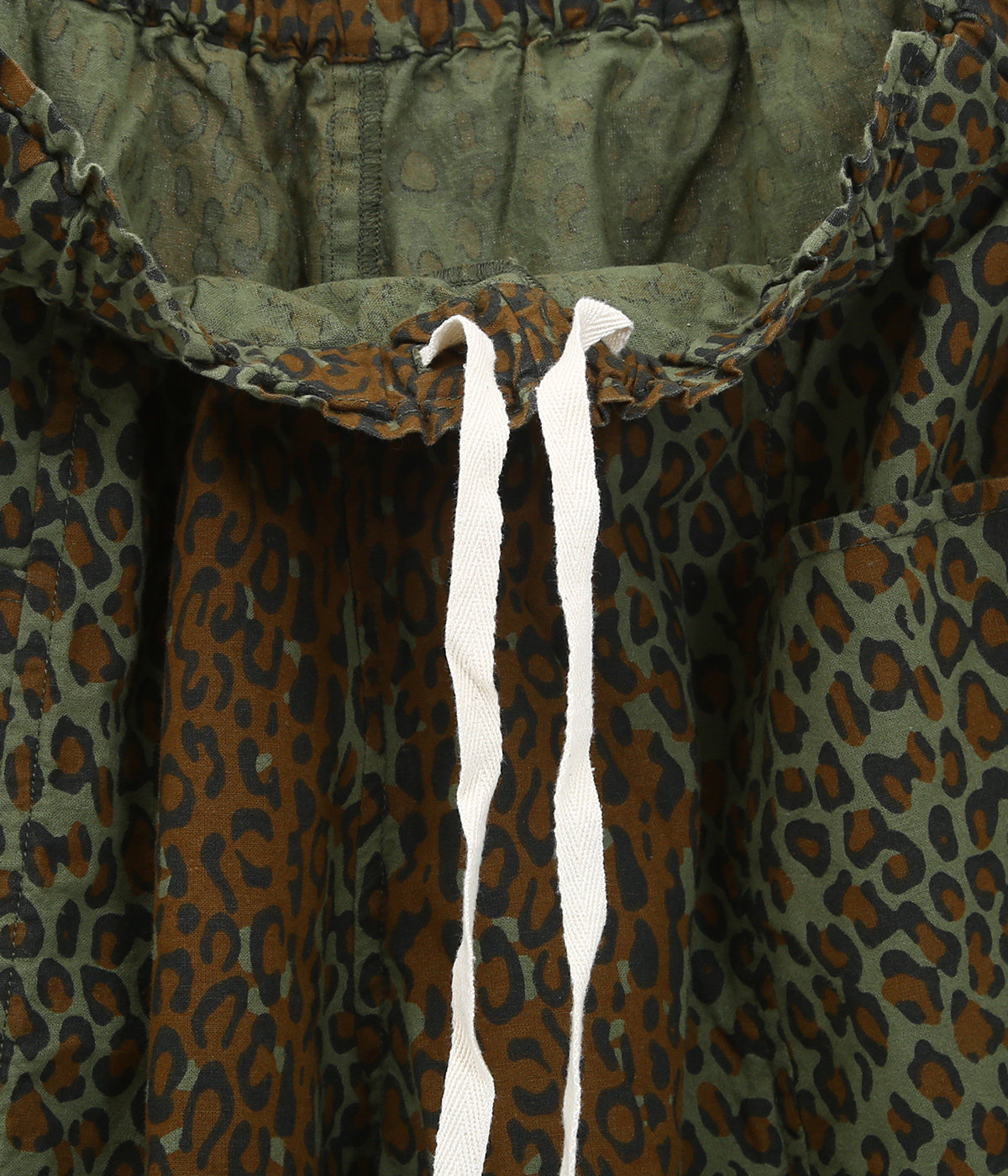 Army String Pant - Camouflage