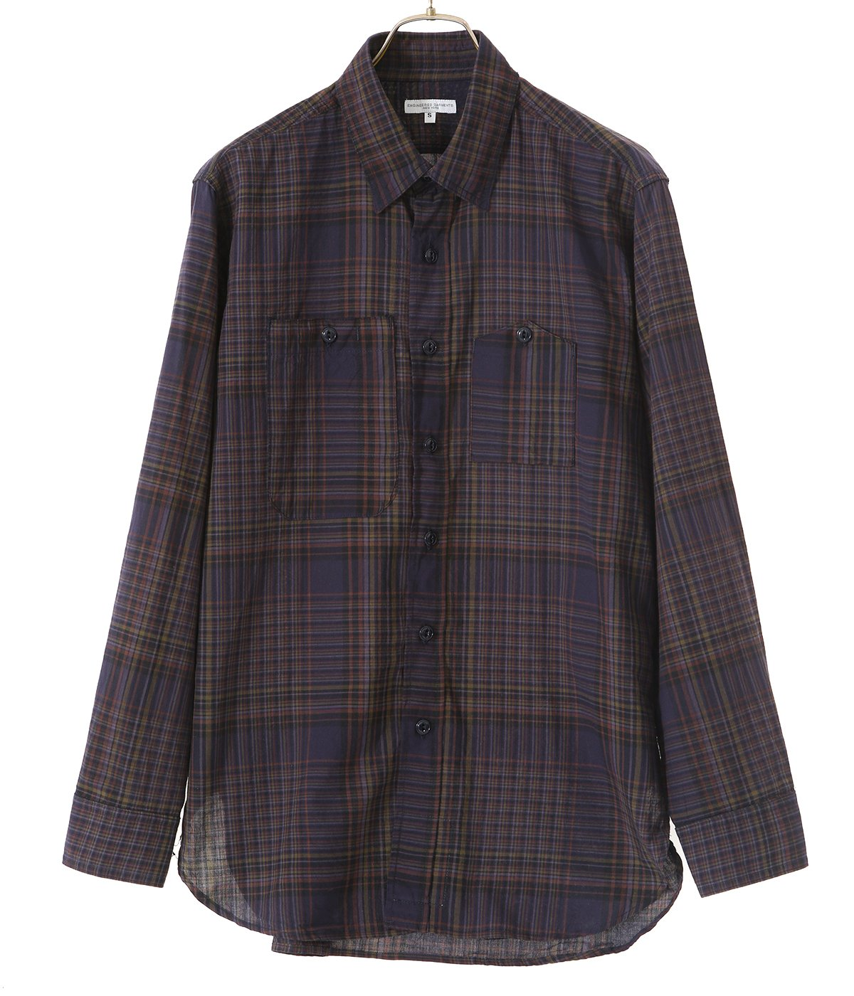 Work Shirt - Madras Check