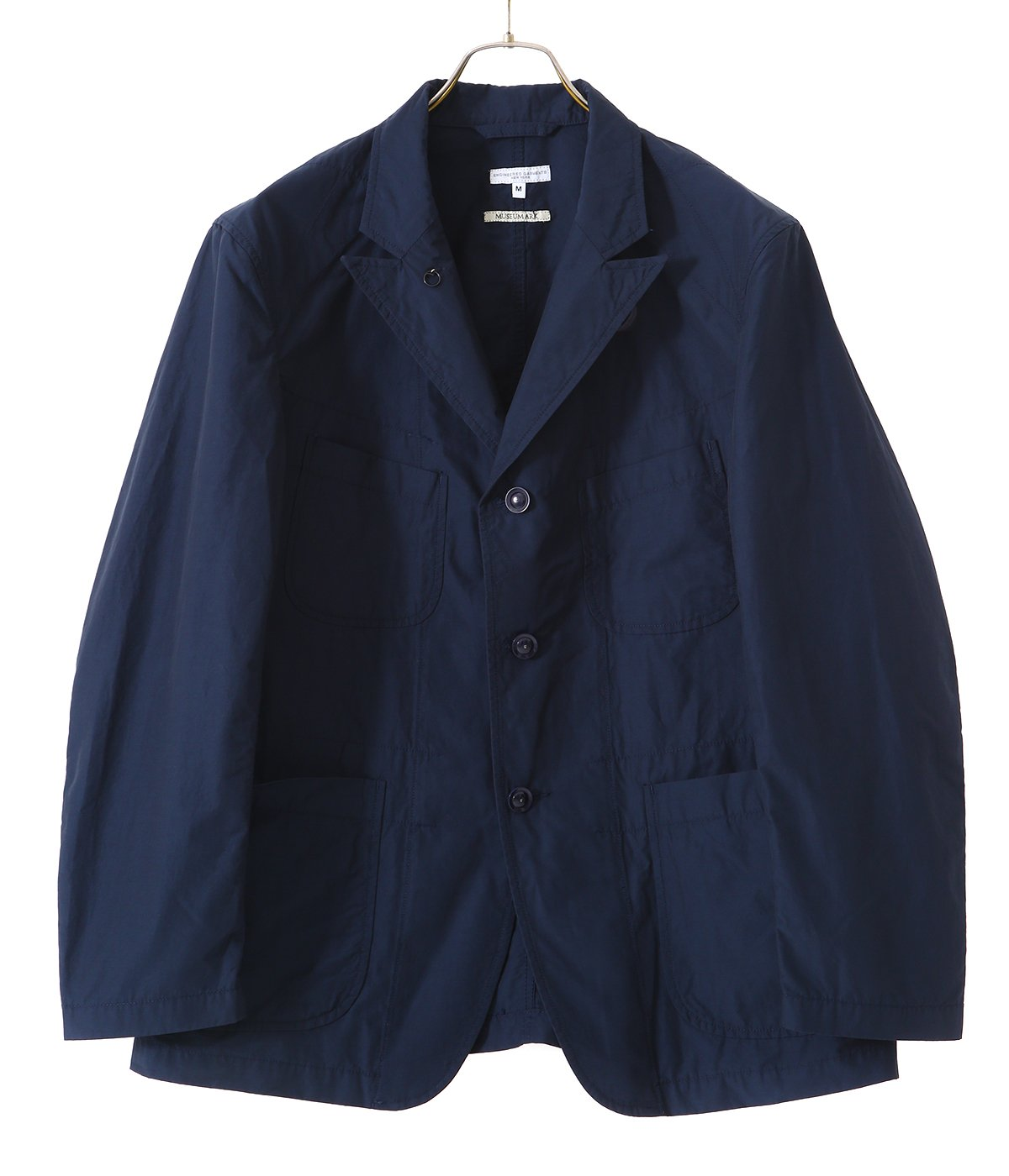 別注Bedford Jacket - Solid Nyco Cloth