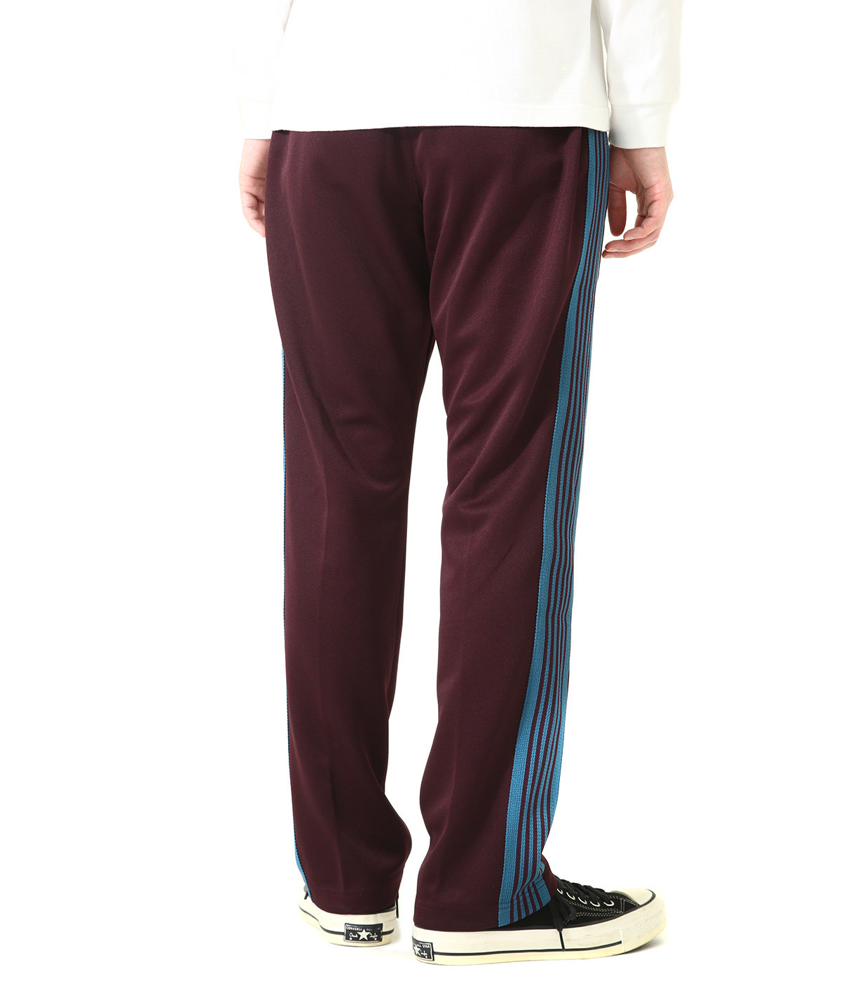 Narrow Track Pant - Poly Smooth