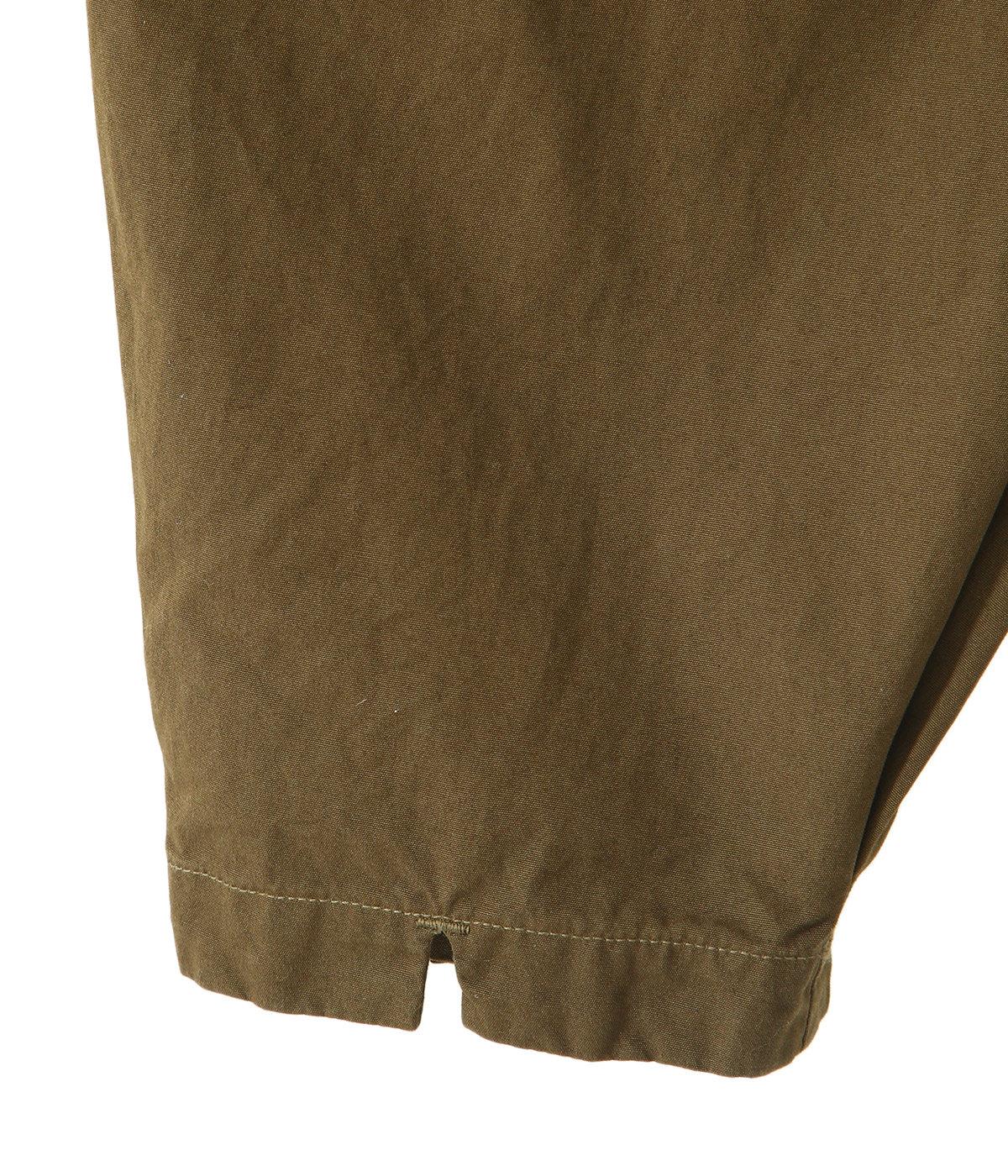 COTTON WEATHER PIEROT PANTS