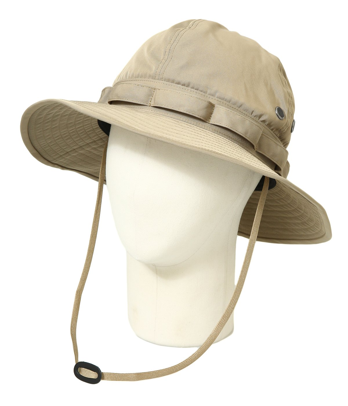Jungle Hat - Poly Gabardine