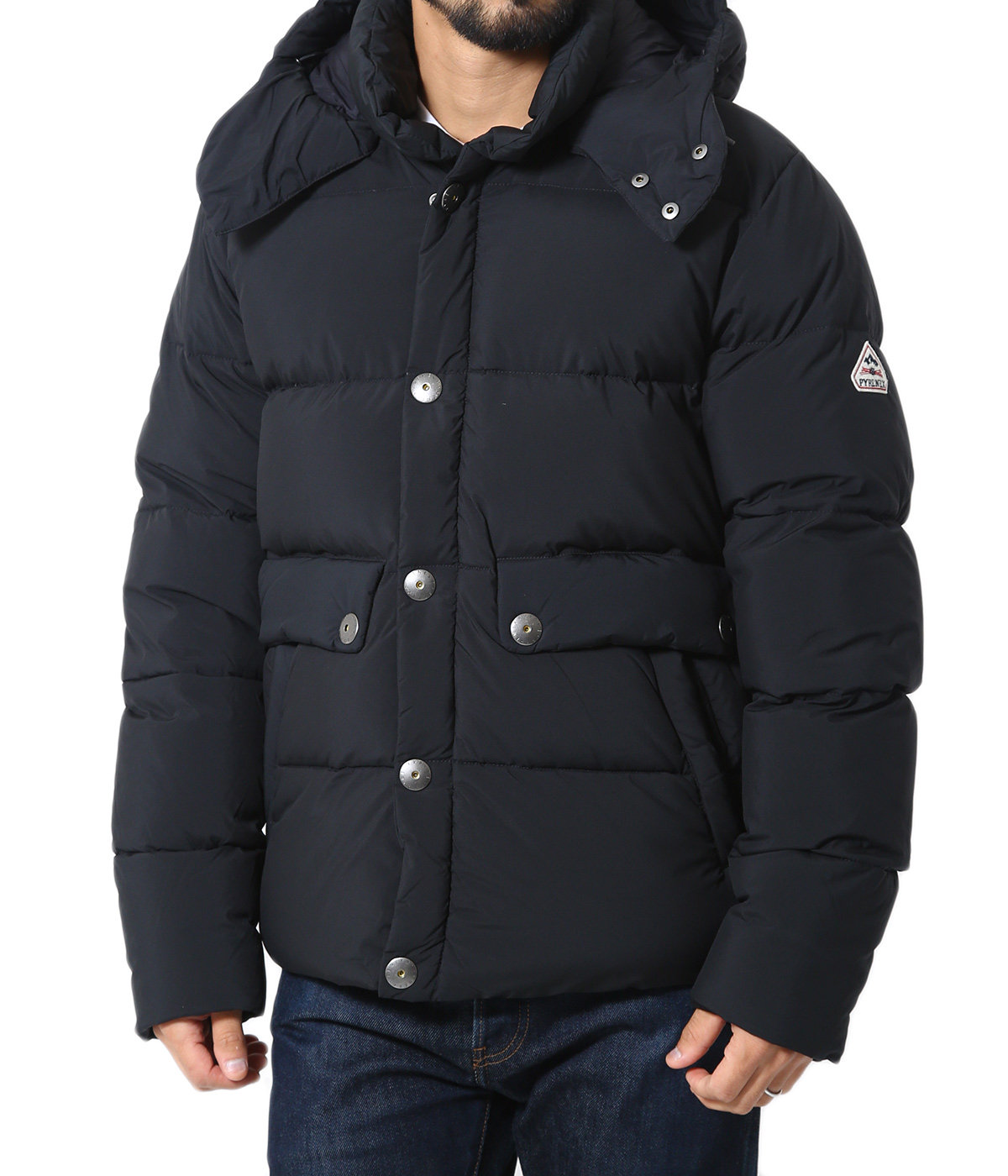 Reims Jacket -BLACK-