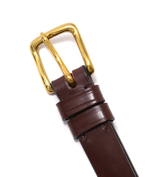 "J.CLIFF CB002 1 1/8""【STIRRUP LEATHER BELT】(2.8cm幅)"