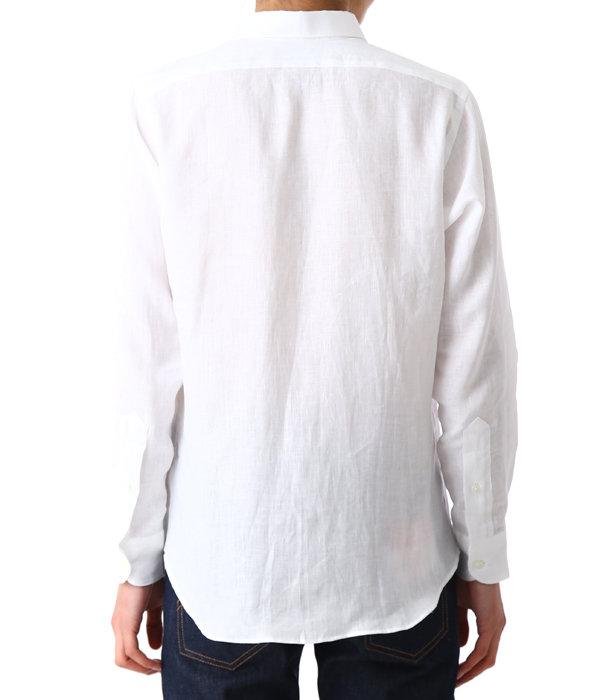 別注L/S Narrow Fit Linen shirts