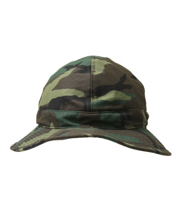 US NAVY HAT -WOODLAND  CAMOUFLAGE-