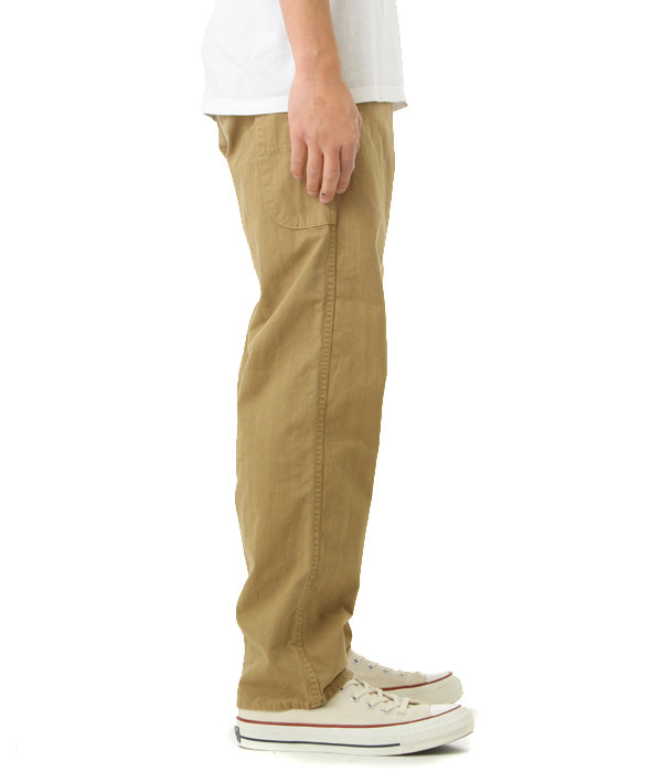 UNISEX FRENCH WORK PANTS