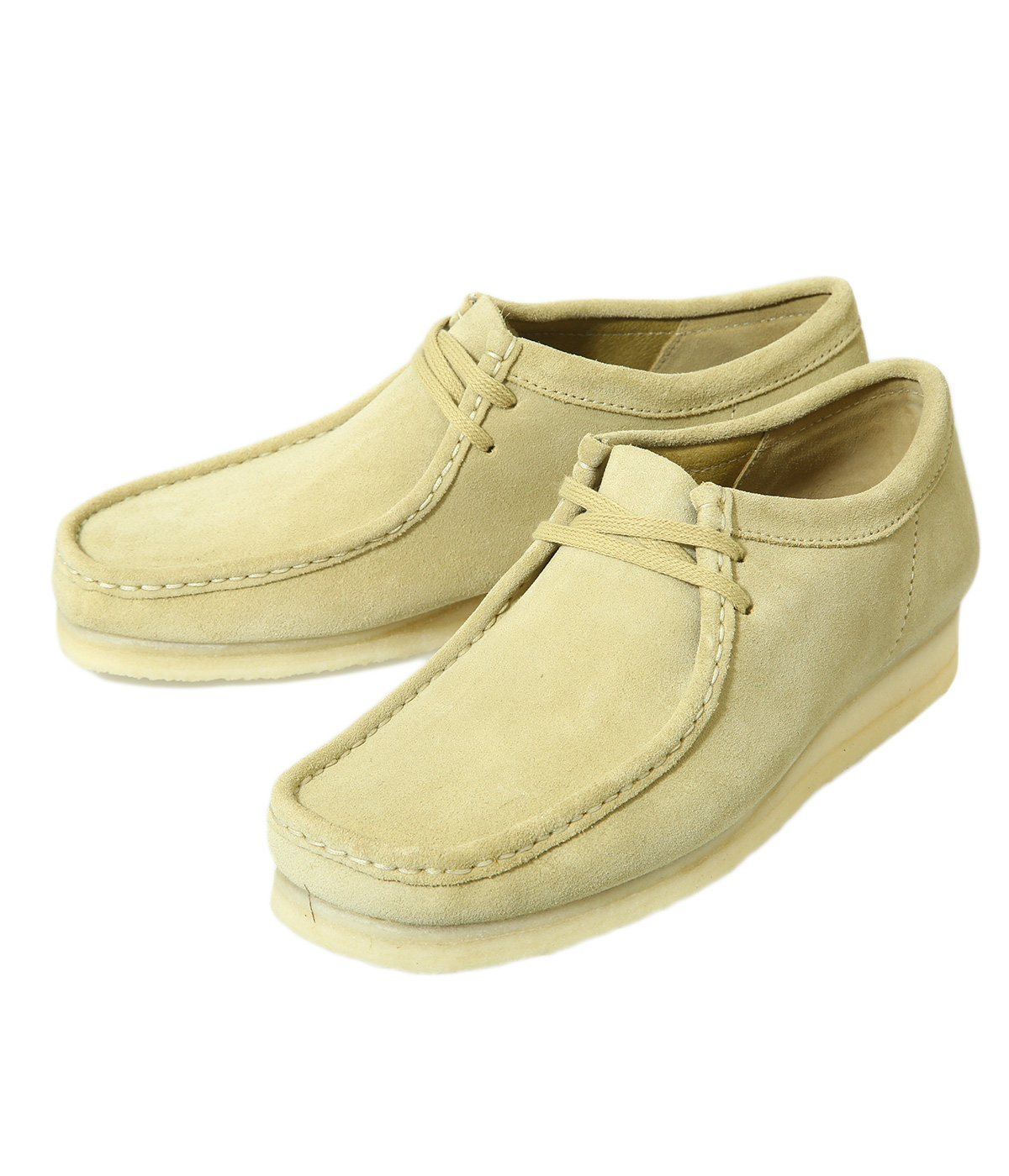 WALLABEE -MAPLE SUEDE-