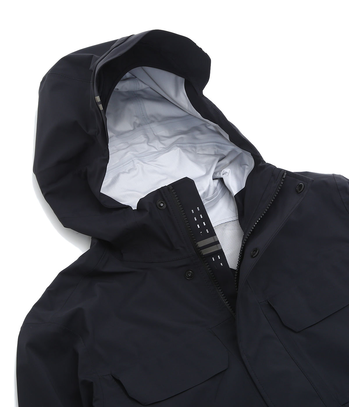 WASCANA JACKET BLACK LABEL