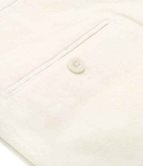 VINTAGE SHORT PANTS (Japanese Natural Linen)