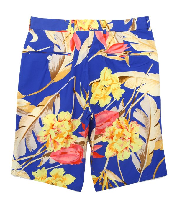 VINTAGE SHORT PANTS (Birds of Paradise)