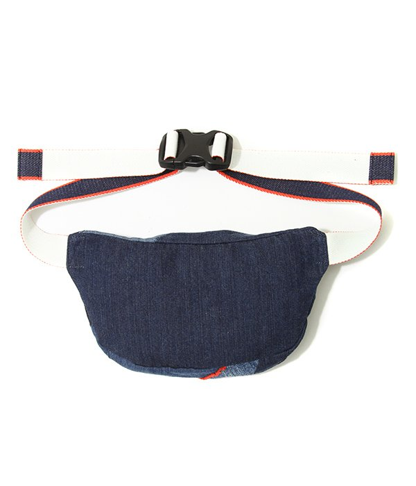 RBG220 RED LINE PTW WAIST POUCH