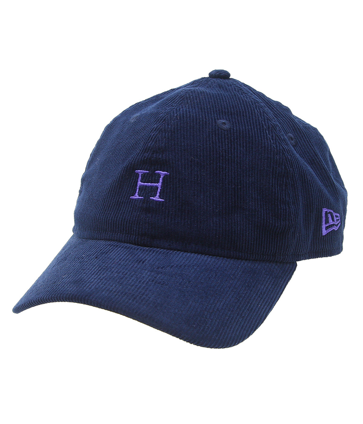NEW ERA HRM SUMMER CORDUROY H EMBROIDERY CAP