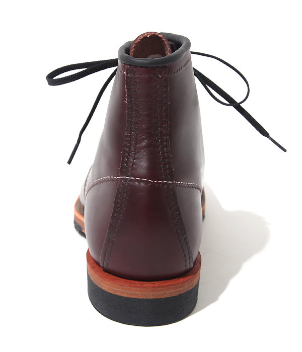 ROUND-TOE BECKMAN BOOTS STYLE NO.9011