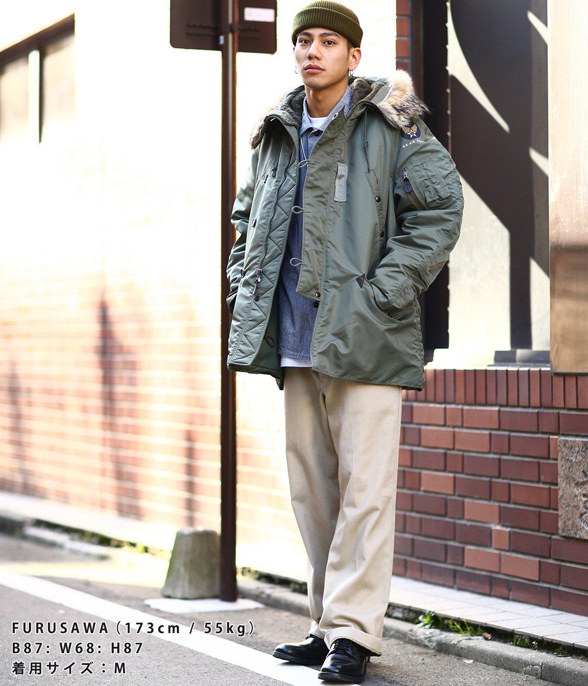 "TYPE N-3B ""SKYLINE CLOTHING CORP."""