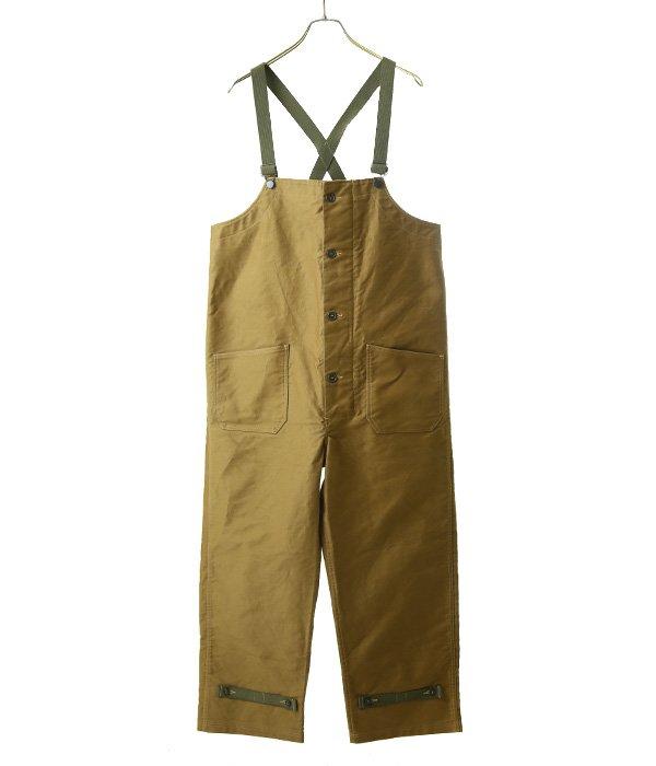 JUNGLE CLOTH DECK PANTS
