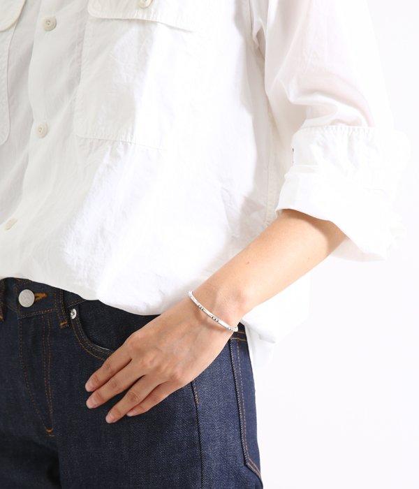 【レディース】THIN TRIANGLE BANGLE -3POINT- (LADY'S)