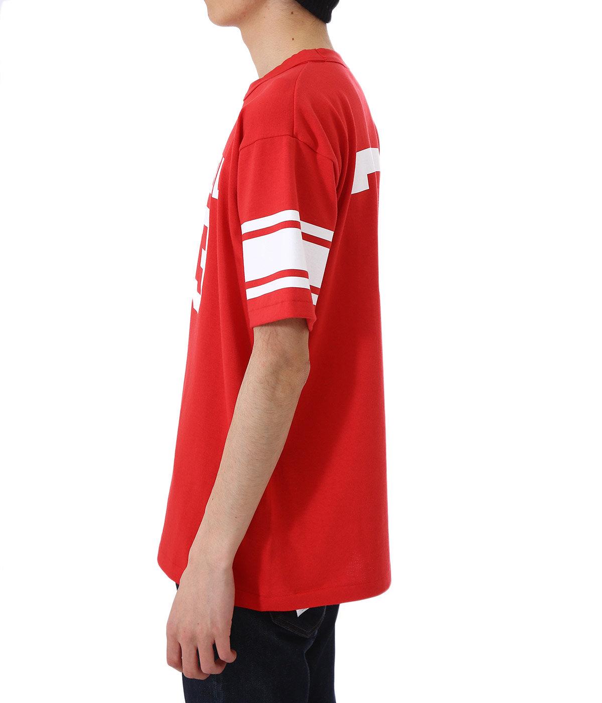 """WIN"" 1/4 SLEEVE FOOTBALL T-SHIRT"