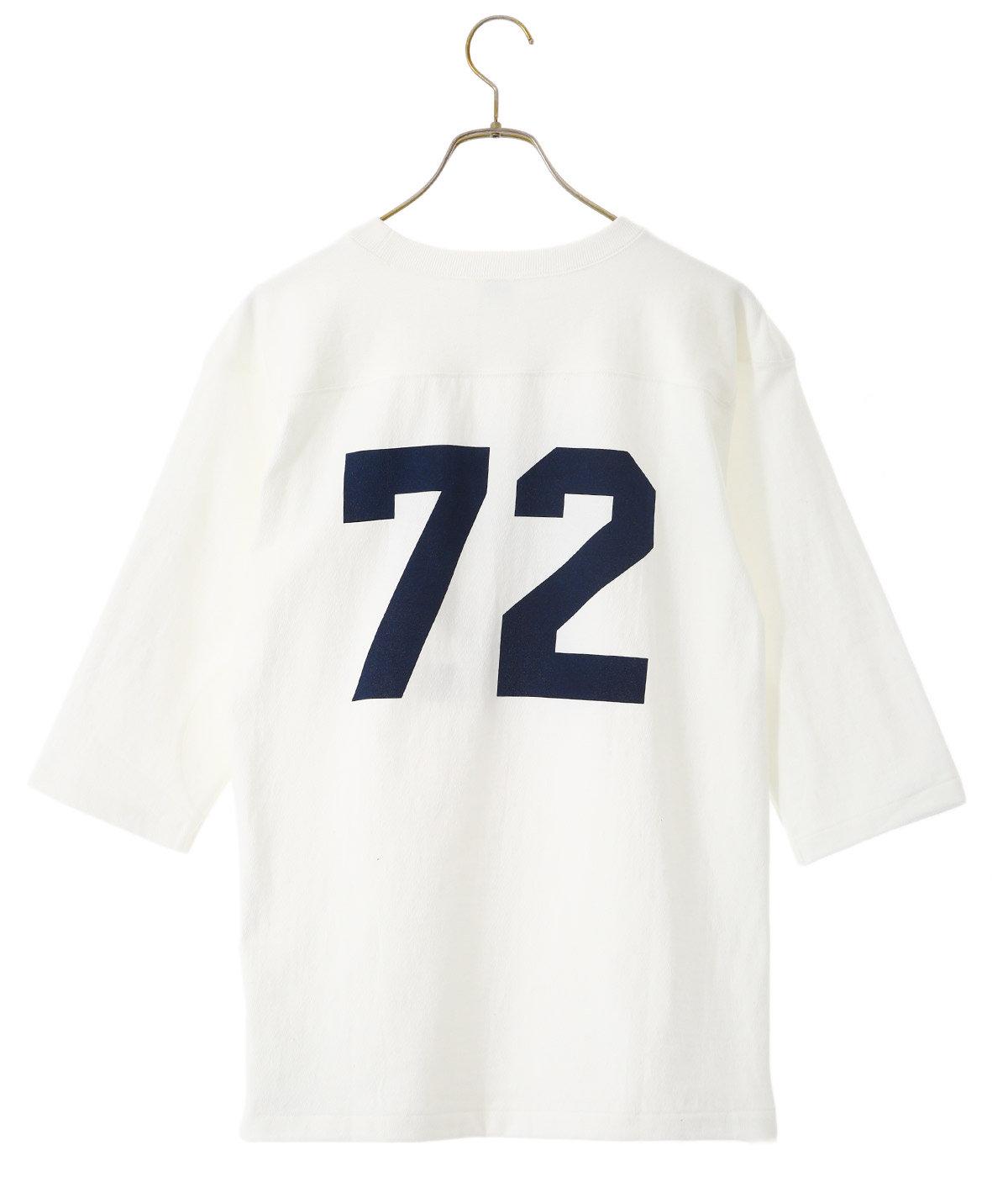 """P12"" 3/4 SLEEVE FOOTBALL T-SHIRT"