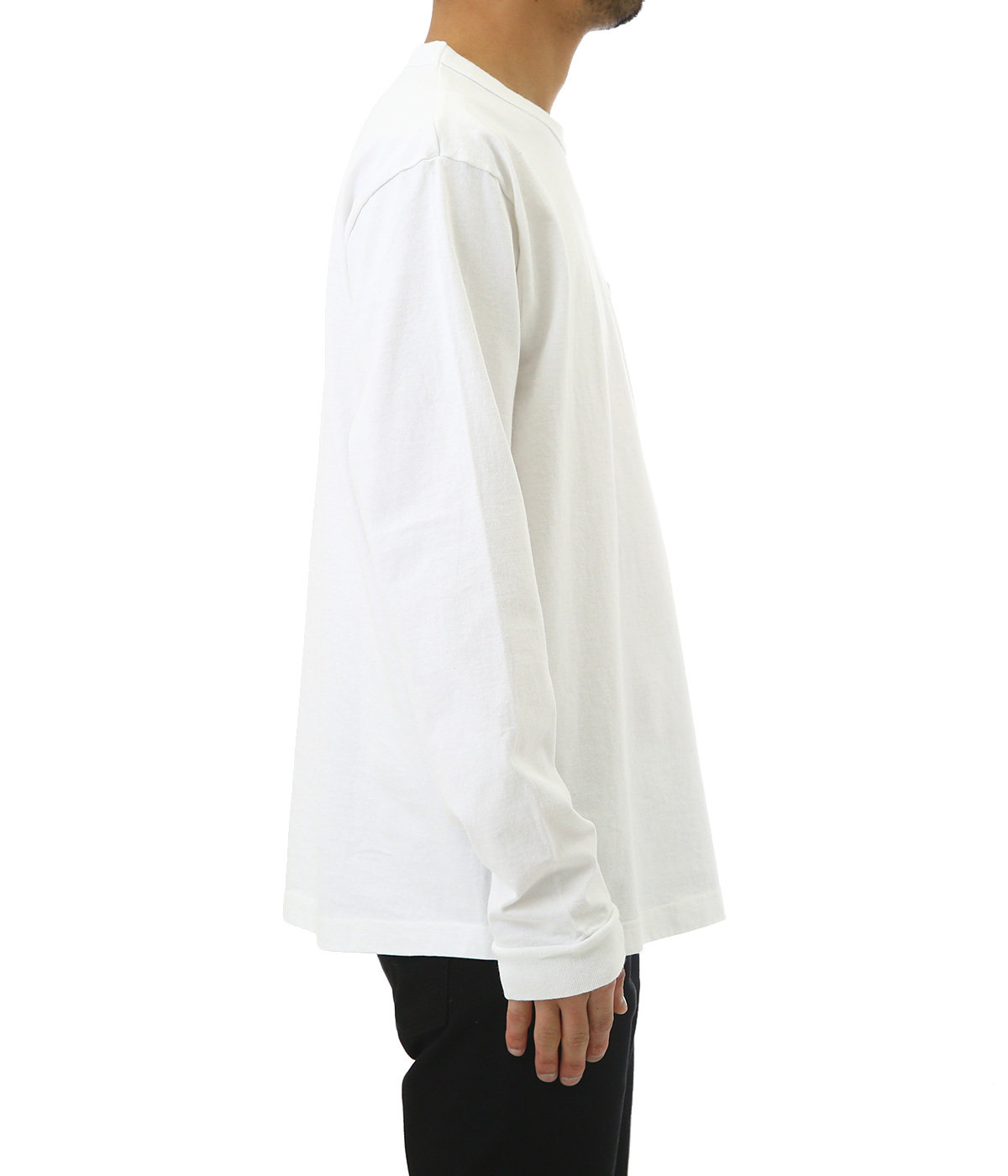 LONG SLEEVE TEE SHIRT / T-1011