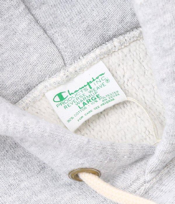 別注70's Reverse Weave Pullover Hooded