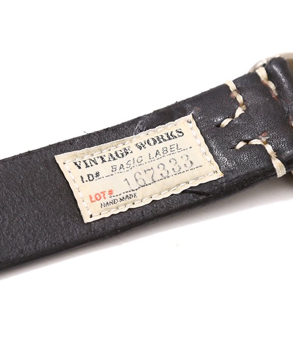 DH5675 HAND MADE LEATHER BELT