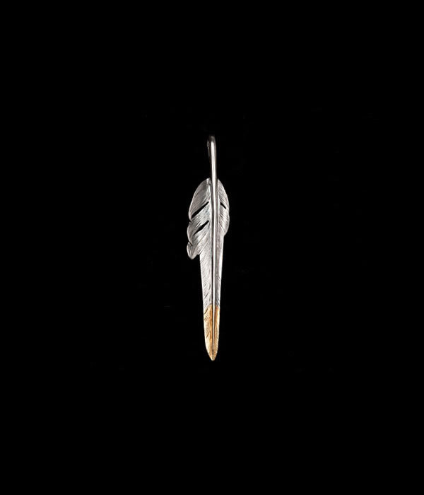 KAZEKIRI FEATHER TOP -18K POINTED-