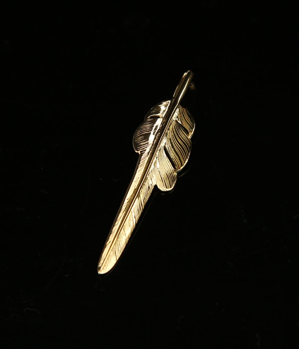18K KAZEKIRI FEATHER TOP (M)