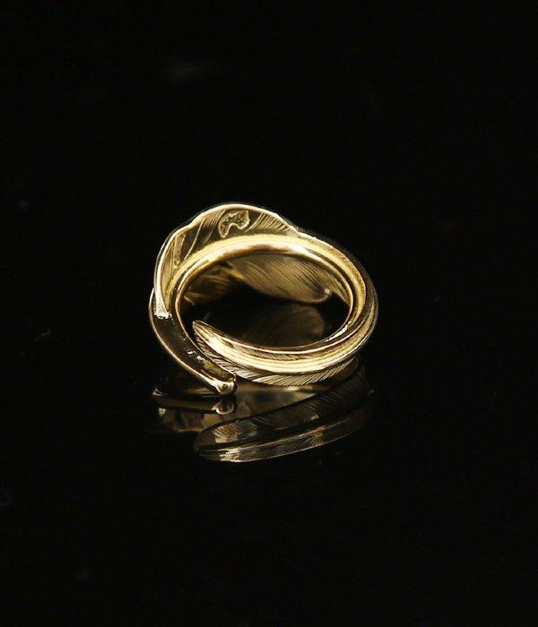 18K KAZEKIRI PINKIE RING