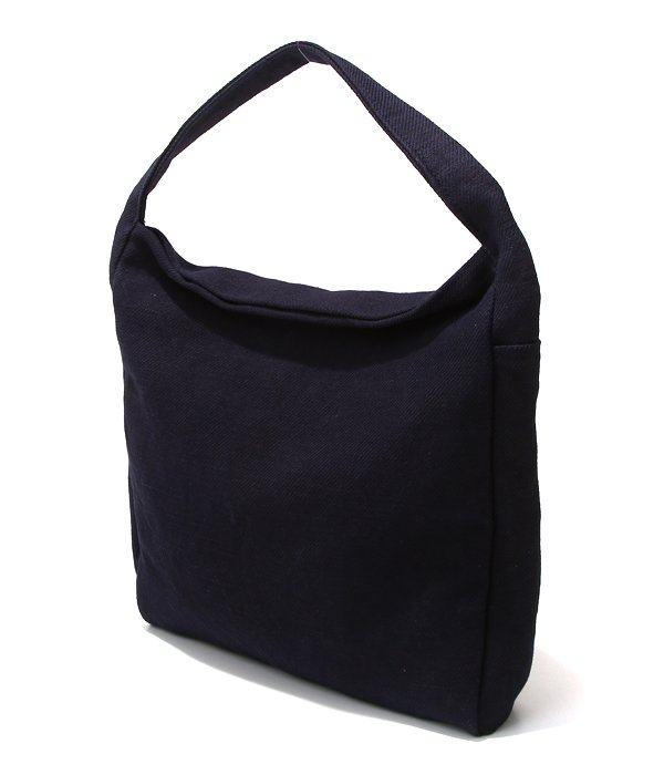 HANDLE TOTE COTTON JUTE TWILL