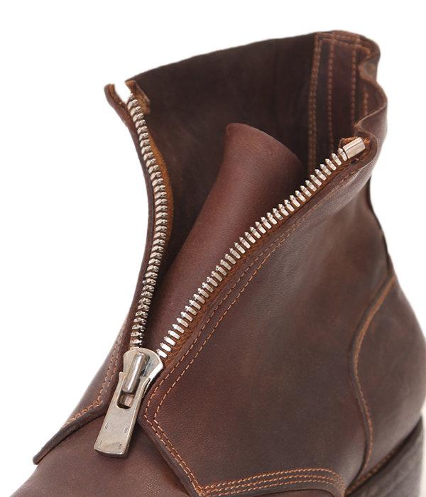 5305FZ Culatta Full Grain Front zip boot