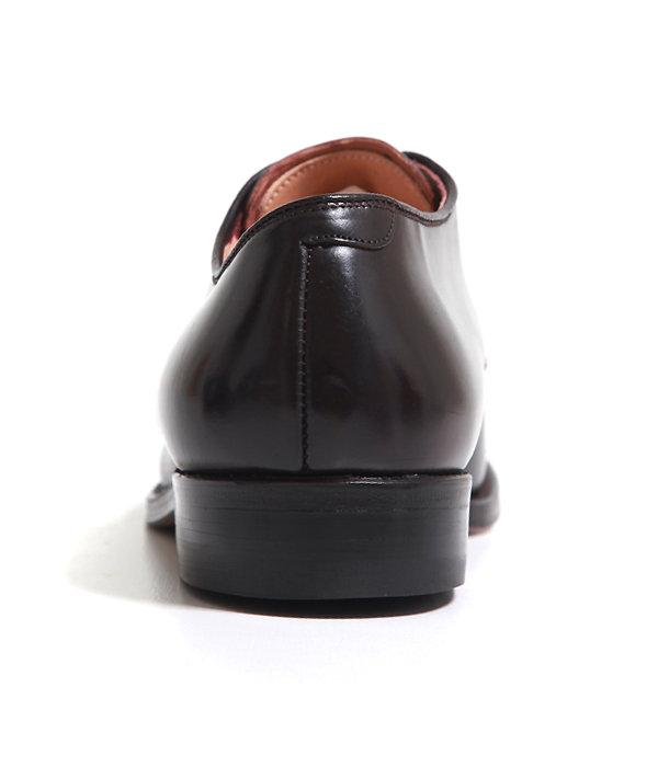 CAP TOE SHOES (コードヴァン・モディファイドラスト・シングルレザーソール)