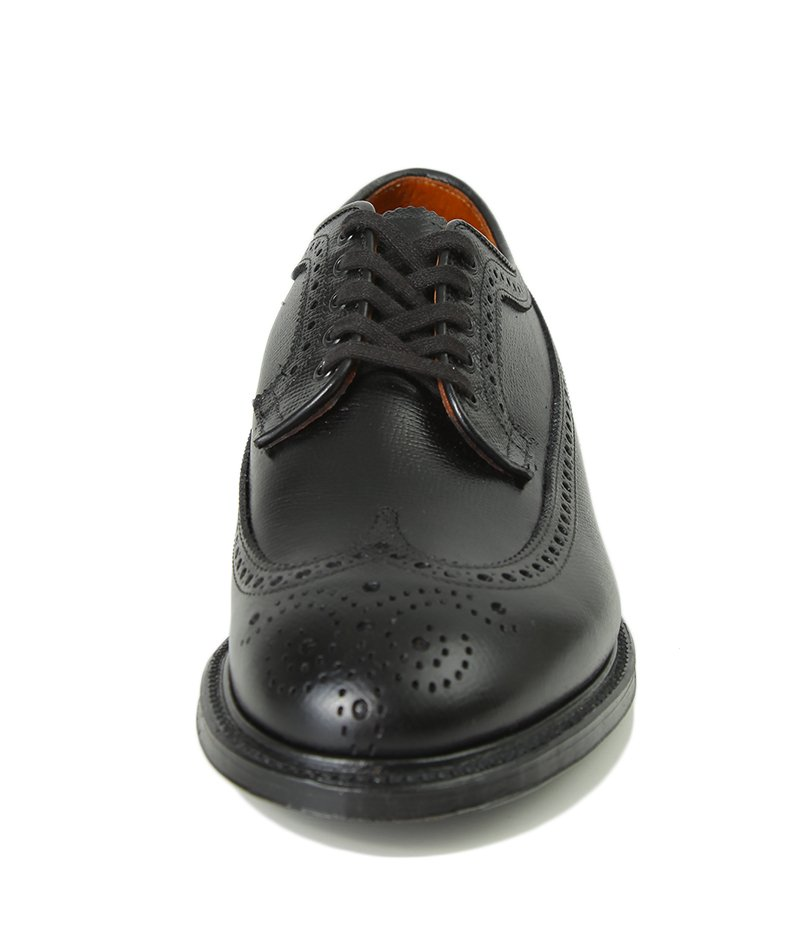 LONG WING TIP SHOES(カーフ・バリーラスト・ダブルレザーソール)