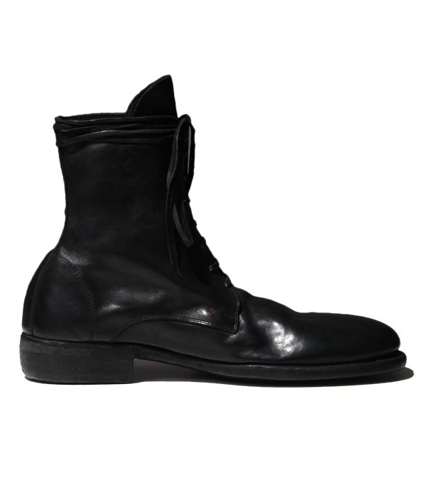 995 Horse Full Grain 8 Hole Lace-Up Boot