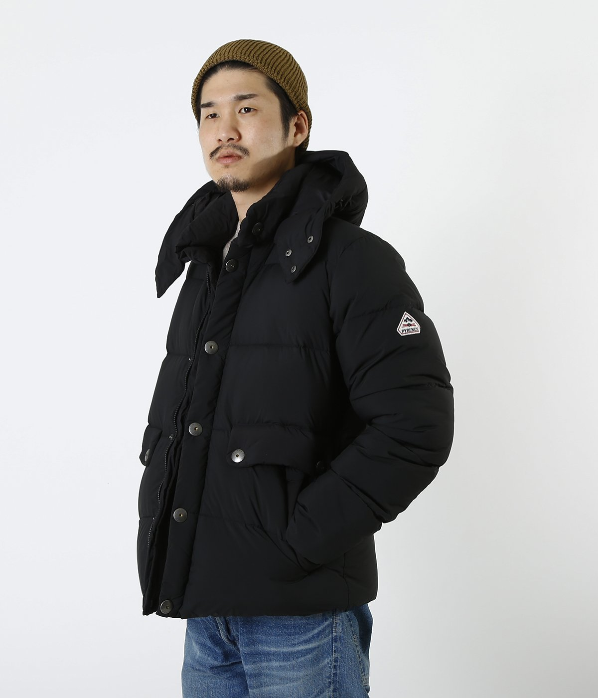 Reims Jacket -AMIRAL-
